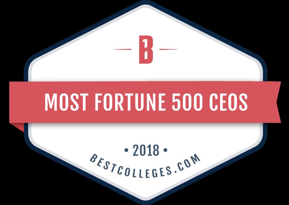 Most Fortune 500 CEOs
