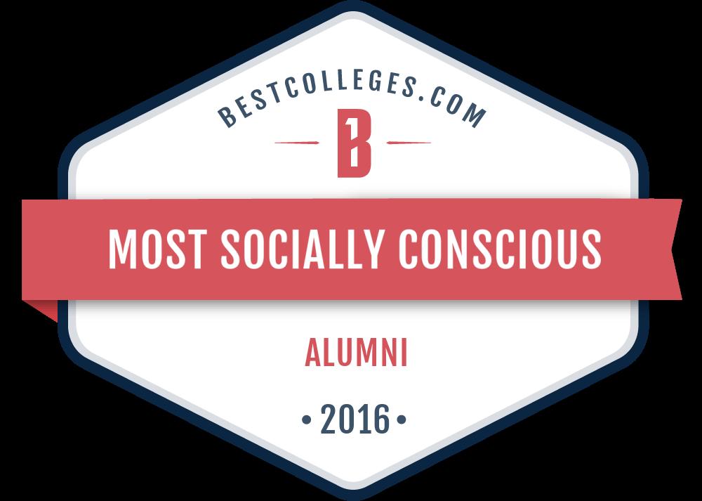 Most Socially Conscious