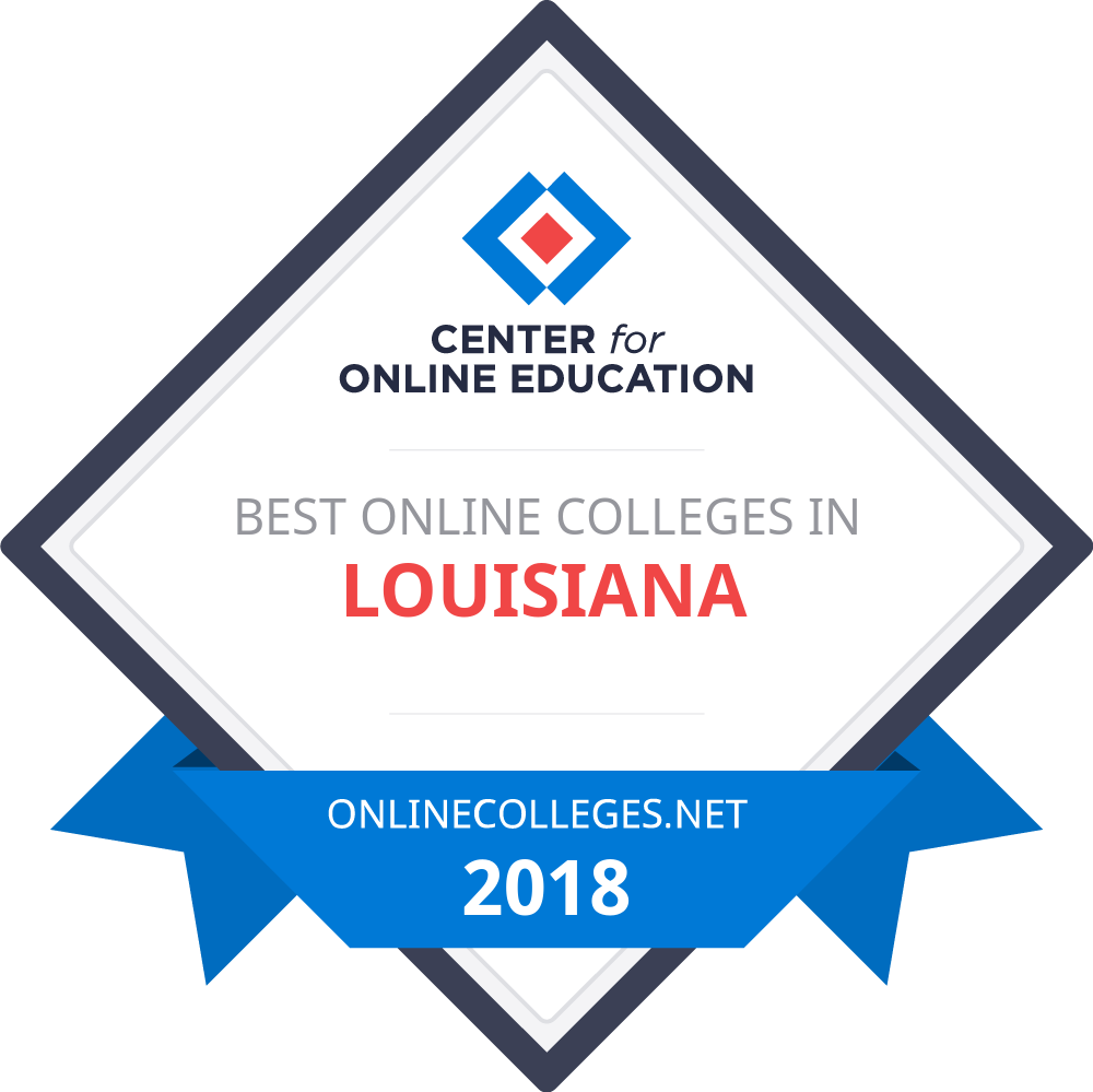 Online Colleges in Louisiana: The Best Online Schools of 2018