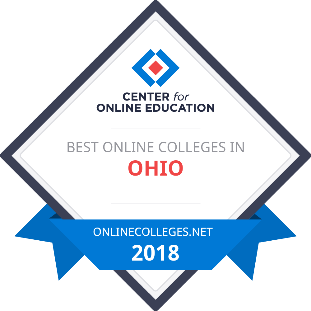 Online Colleges In Ohio The 25 Best Schools Of 2018 Electrical Engineering 4 Year Plan Uc Davis Get Seal