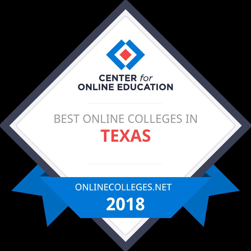 Online Colleges In Texas The 25 Best Online Schools Of 2018