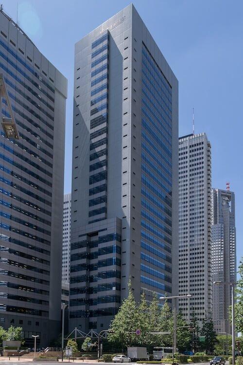 6-Shinjuku-Building-Kogakuin-University-Tokyo-Japan-436-feet