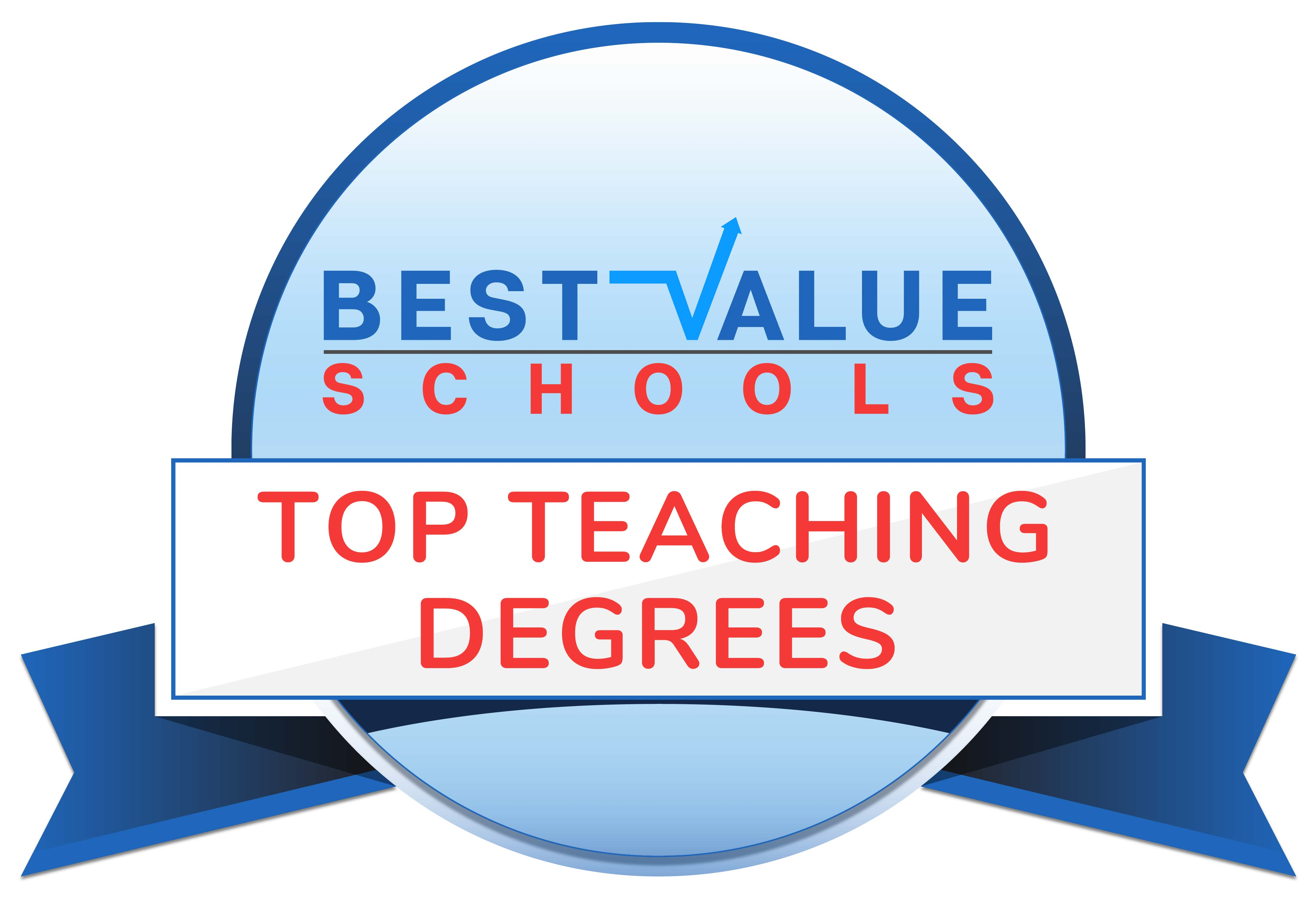 Best Value Schools The 50 Best Value Colleges For Teaching