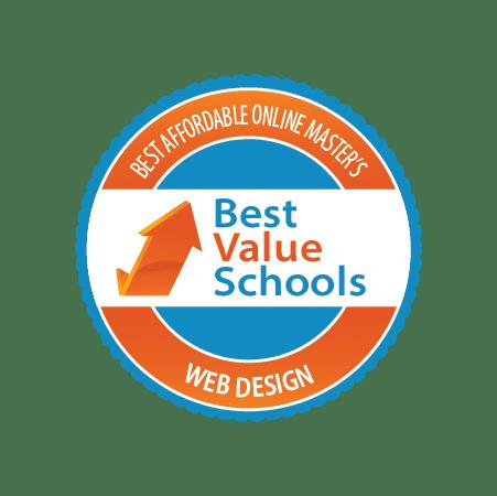 5 Best Affordable Online Master S Degrees In Web Design Best Value Schools