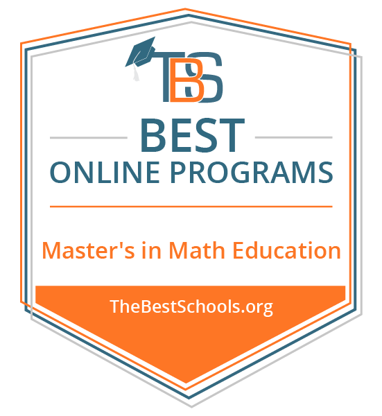 The 10 Best Online Master's in Math Education Programs