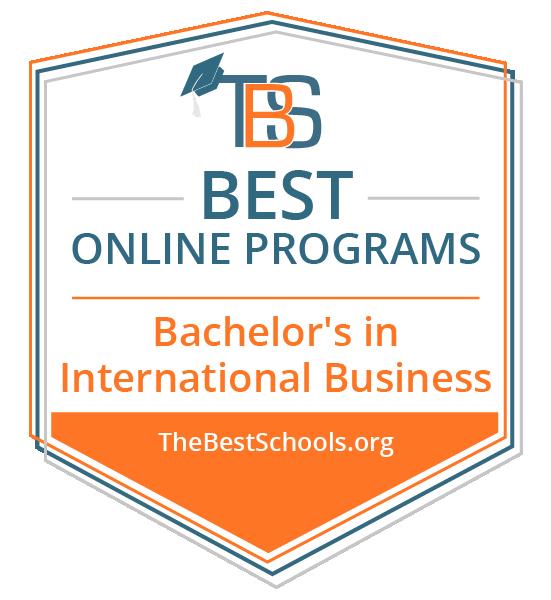 International Business Degree >> The 10 Best Online Bachelor S In International Business