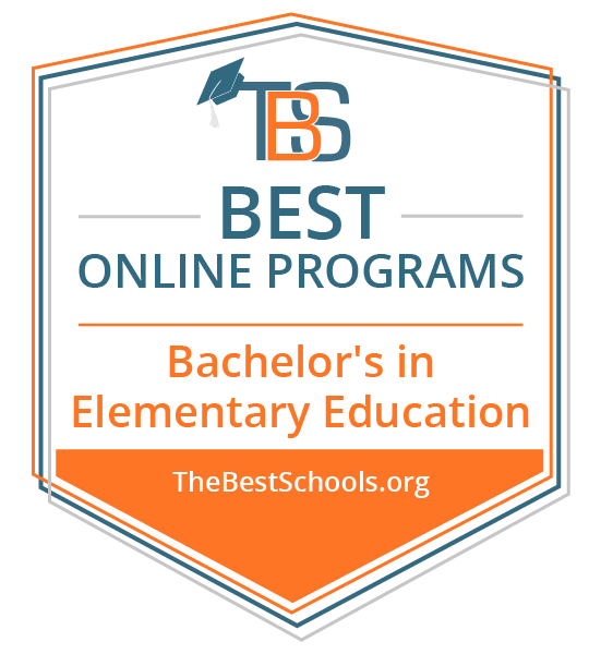 The 25 Best Online Bachelor's in Elementary Education