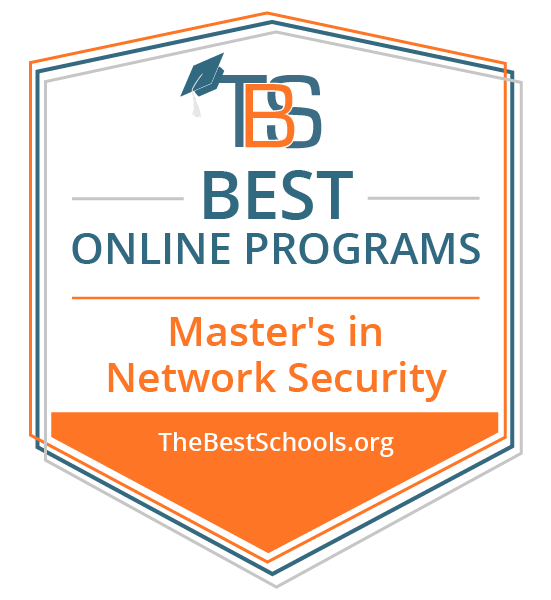 The 24 Best Online Master's in Network Security Programs