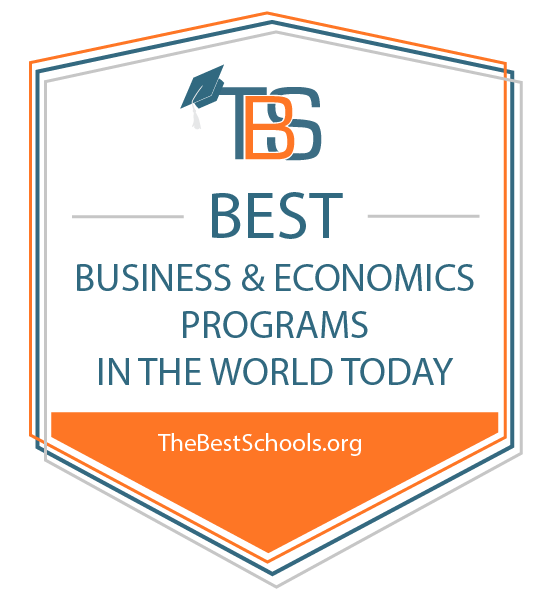 The 50 Best Business & Econ Programs in the World Today