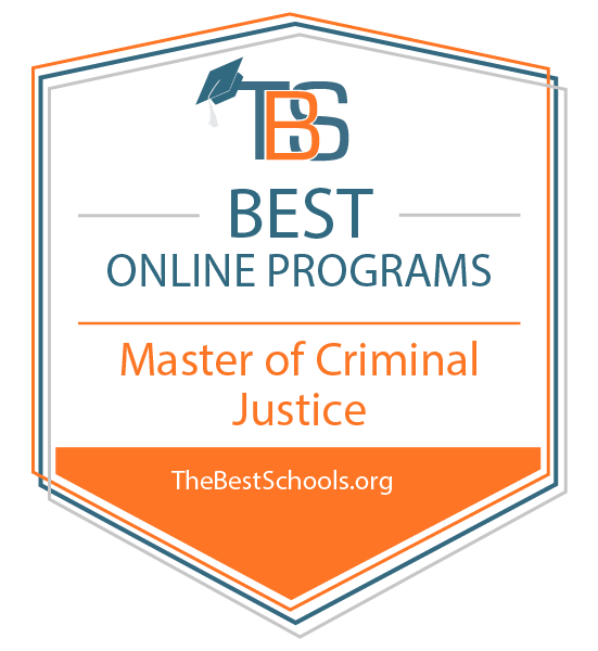 The Best Online Master of Criminal Justice Degree Programs
