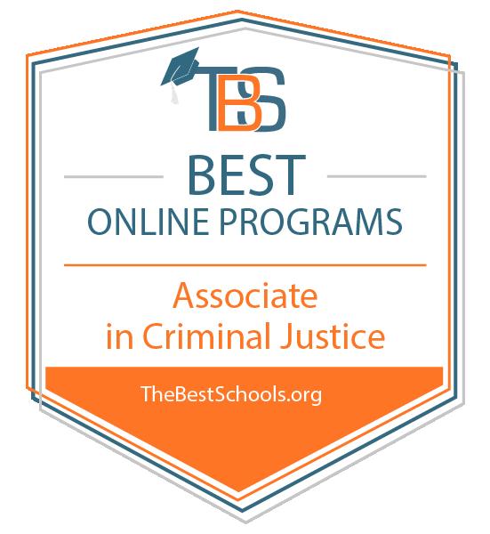 The 50 Best Online Criminal Justice Associate Degree