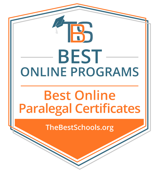 The Best Online Associate in Paralegal Studies Degree