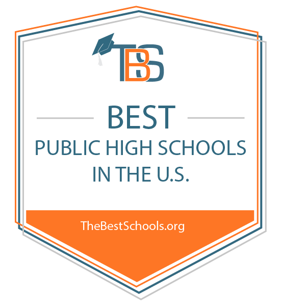 The 100 Best Public High Schools in the U S