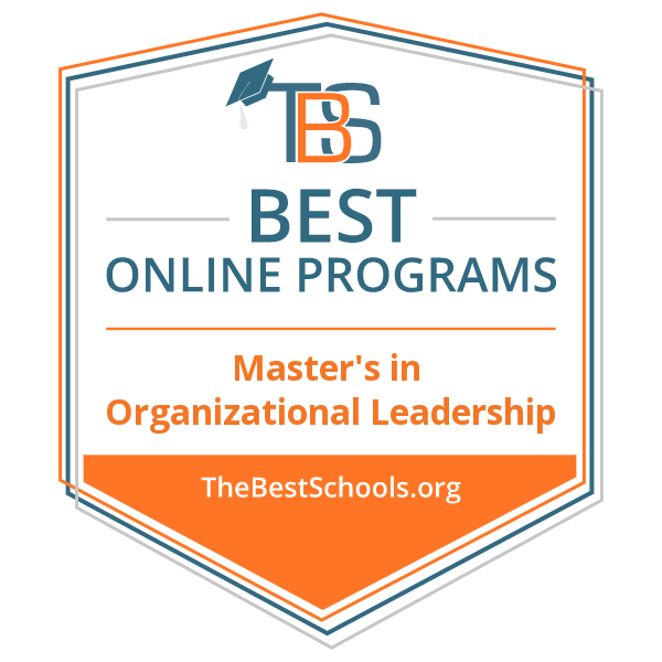 The Best Online Master's in Organizational Leadership Degree