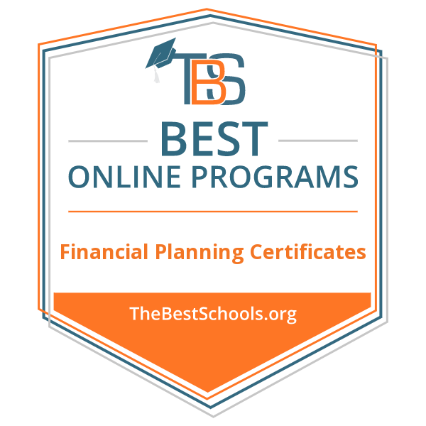 The 20 Best Online Certified Financial Planning (CFP) Programs