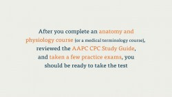CPC Exam: Evaluation and Management