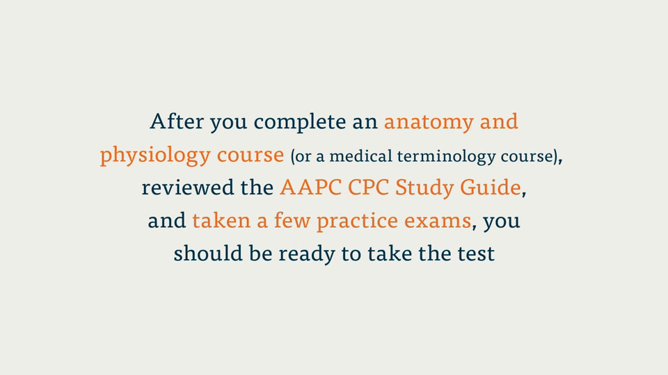 Cpc Exam Where To Take An Exam