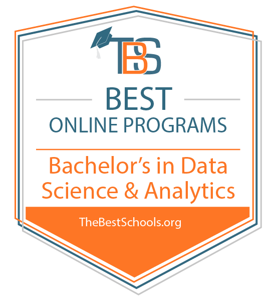 The Best Online Bachelor's in Data Science & Analytics