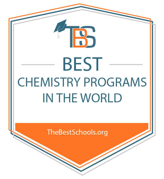 The 50 Best Chemistry Programs in the World Today