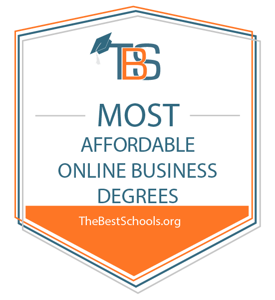 The Most Affordable Online Business Degrees | TheBestSchools org