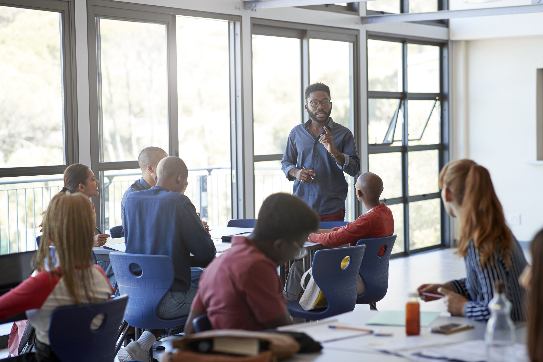 Students Are Eager to Get Involved in College Diversity Efforts