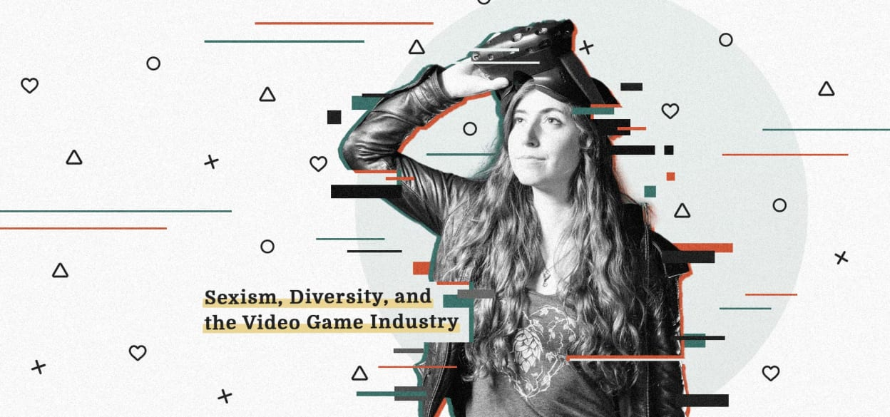 Sexism, Diversity, and the Video Game Industry: An Interview with IGDA's Renee Gittins