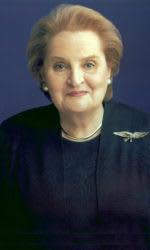 Image of Madeleine K. Albright