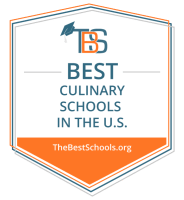Best Culinary Schools in the U.S. Badge