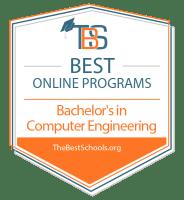 Best Online Bachelor's in Computer Engineering Programs Badge