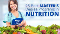 The 25 Best Master's Degree Programs in Nutrition