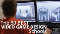 The 50 Best Video Game Design Schools