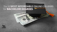 The 50 Most Affordable Online Colleges for Bachelor Degrees