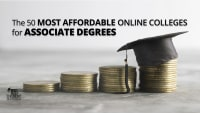The 50 Most Affordable Online Colleges for Associate Degrees