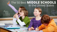 The 50 Best Middle Schools in the United States