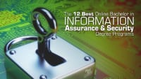 The 12 Best Online Bachelor in Information Assurance & Security Degree Programs