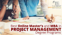 Best Online Master's and MBA in Project Management Degree Programs