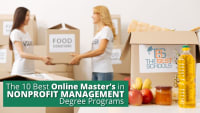 The 10 Best Online Master's in Nonprofit Management Degree Programs