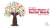 The 25 Best Online Master of Social Work Degree Programs