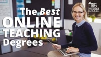 The Top 25 Online Teacher Education Programs