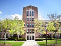 Central Michigan University, Mount Pleasant MI