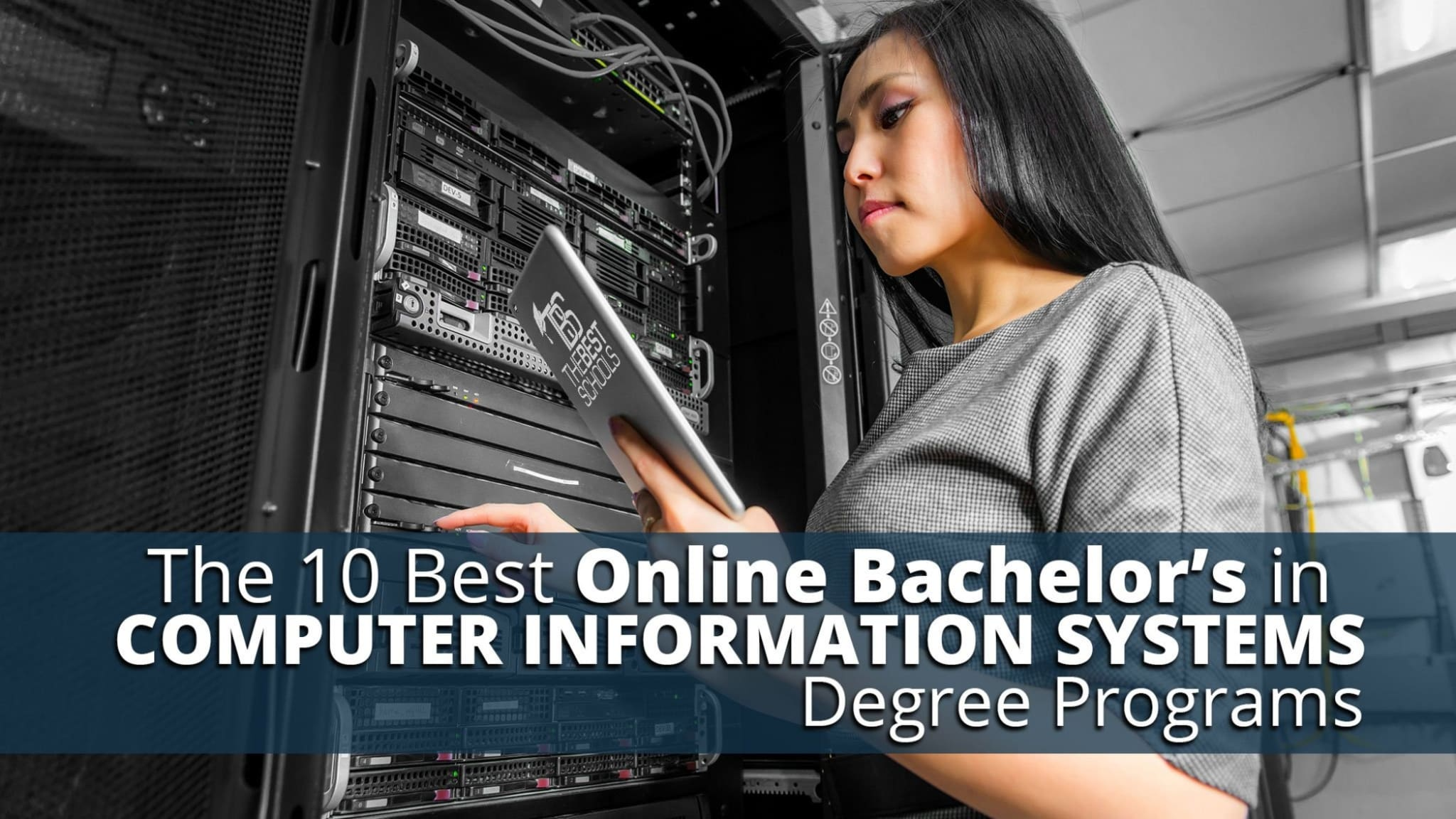 Technology Management Image: The 10 Best Online Bachelor's In Computer Information