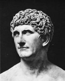 Bust of Marc Antony