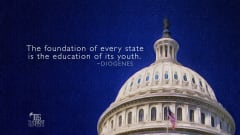 "Image #9: ""The foundation of every state is the education of its youth.""Diogenes Quote"