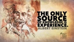 "Image #1: ""The only source of knowledge is experience.""Albert Einstein Quote"