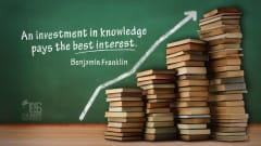 "Image #2: ""An investment in knowledge pays the best interest.""Benjamin Franklin Quote"