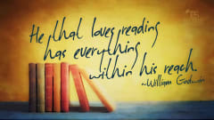 "Image #38: ""He that loves reading has everything within his reach.""—William GodwinWilliam Godwin Quote"
