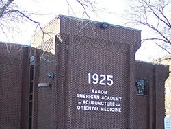 American Academy of Acupuncture & Oriental Medicine