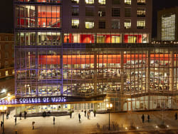 Juilliard Acceptance Rate >> The 20 Best Music Conservatories In The U S