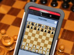 Mobile-phone-Chess