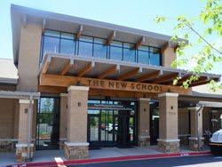 The New School, Fayetteville, AR